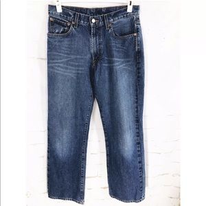 Lucky Brand Dungarees Blue Jeans Size 30